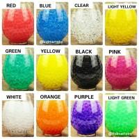 Jual Water Beads Hidrogel 12 Warna Mainan Sensory Montessori Murah