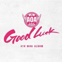 [PRE-ORDER] AOA 4th Mini Album - Good Luck (Weekend ver.) + Poster r