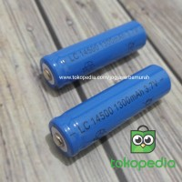 Baterai Senter Re-Charge 14500 / AA Ultrafire ( JSM )
