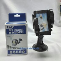 HANDPHONE HOLDER FLY 2121 CAR UNIVERSAL HOLDER