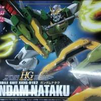 HG Wing EW-06 GUNDAM NATAKU NORMAL VER. - BANDAI