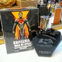 Superman Man Of Steel Pour Homme. ORIGINAL PARFUM 100%