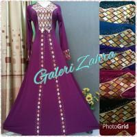 Abaya India Wajik A / Gamis murah