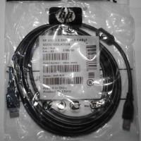 Kabel Printer Usb 3m / 3 Meter Merk Hp
