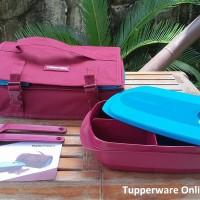 Jual Tupperware B.Y.O Lunch Set Murah