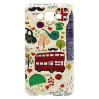 SAMSUNG Galaxy E7 (E700) Back Soft Case Fancy Art Series