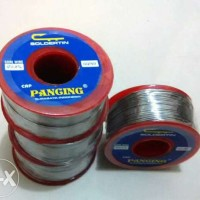 Timah Solder Cap PANCING 0,8 mm Roll KECIL 60/40 FLUX CORED WIRE
