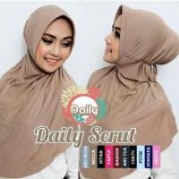 Hijab Syria / Jilbab Syria / Hijab / Jilbab Daily Serut