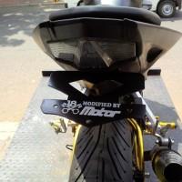 Dudukan Plat Nomer Honda CBR series 150 , 250 all variant