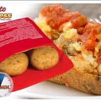 kain pemasak kentang gurih Pizza Hut steamer Potato Express potatoes