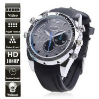 harga Spy Camera Watch Infrared 8GB/ Kamera Pengintai Jam Tangan Infrared Tokopedia.com