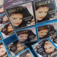 Henna cat rambut eagle