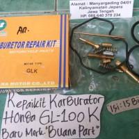 harga Reparkit Karburator Honda Gl100-gl125-gl100 Kotak Tokopedia.com