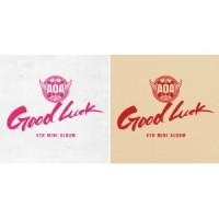 AOA - 4th Mini Album : Good Luck (A + B ver.)