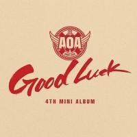 AOA - 4th Mini Album : Good Luck (Week / A ver.)