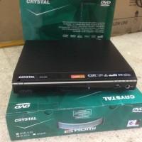 Dvd Crystal HDMI Type 635 Model Kecil Free 1 Pcs Kabel HDMI