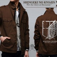 Jual Anime Style, Attack On Titan, SNK Scouting Legion Murah