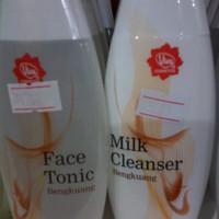 VIVA MILK CLEANSER BENGKUANG + FACE TONIC BENGKUANG