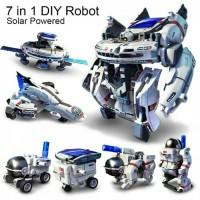 Jual Mainan Edukasi 7 in 1 -  Solar Robot Murah