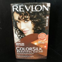 Revlon Color Silk Cat Rambut No. 30 Dark Brown
