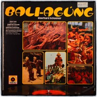 Jual Piringan Hitam / Vinyl Eberhard Schoener - Bali Agung Murah