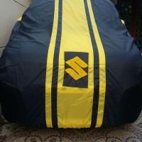 cover mobil large MPV + logo rubicon wrangler strada fortuner pajero