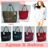 Tas Merk Agnes B Voyage Bag Parasut