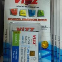 baterai smartfren andromax Qi double power VIZZ