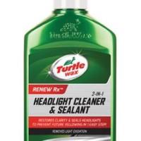 Turtle Wax Headlight Cleaner