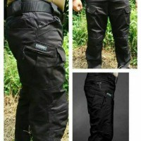 black hawk tactical army cargo/pdl/celana panjang
