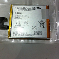 Battery Sony Xperia Z C6603 C6602 Original 100%