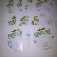 CD Audio BARRON'S TOEFL iBT 13th Edition