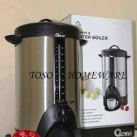 harga Oxone Coffee Maker & Water Boiler 55 Cups OX-202 Tempat Kopi Air Panas Tokopedia.com