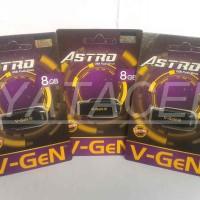 Flashdisk Vgen Astro 8GB / 8 GB ORIGINAL 100% /Ori/Flash Disk/Real