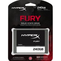 Kingston HyperX Fury 240GB SATA3