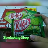 Jual Kitkat Green Tea ( Japanese Kitkat ) Murah