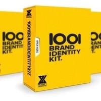 1001 Brand Identity Kit | Solusi Buat Brand Sendiri | Jasa Bikin Brand