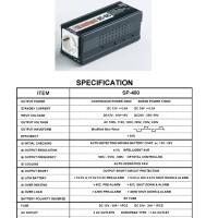 Inverter Intelligent SP400w 12v