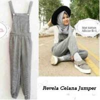 harga Celana Monyet / Kodok / Hijaber Joger Pants - Revela Jumper Tokopedia.com