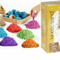 kinetic sand / pasir mainan