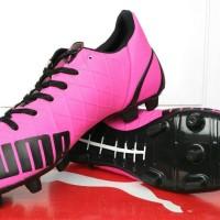 harga Sepatu Bola / Olahraga / Sepak Bola & Futsal / Puma Evo Speed Pink KWS Tokopedia.com
