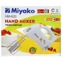 Jual Hand Mixer Tangan Miyako HM-620 handmixer Murah