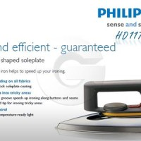 Philips Setrika HD 1172 Seterika