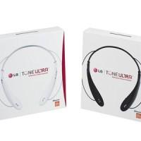 LG Tone Ultra HBS 800 JBL Wireless stereo headset