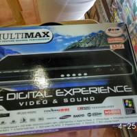 DVD PLAYER MULTIMAX GARANSI 1 TAHUN