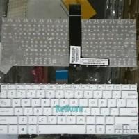 Keyboard Laptop / Notebook Asus X200ca, X200ma, putih / white