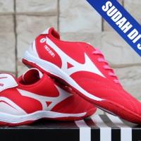 harga Sepatu Futsal Mizuno Noe Shin Merah Putih(Olahraga,Sport,sepatu futsal Tokopedia.com