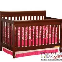 Box Bayi Kayu Ranjang Bayi Tempat Tidur Anak Modern