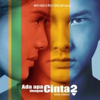 CD Soundtrack Ada Apa Dengan Cinta 2 - AADC2