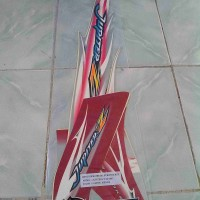Striping/Sticker Lis Motor Jupiter Z CW 2007 #2